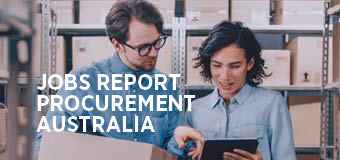 Procurement jobs report - Australia