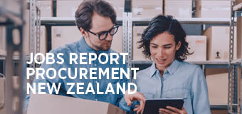 Procurement jobs report - New Zealand