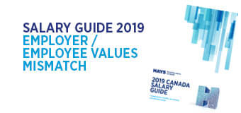 Canada Salary Guide 2019