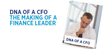 DNA of a CFO