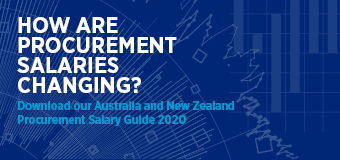 Australia and New Zealand CIPS Procurement Salary Guide 2020