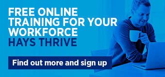 Free online training for your workforce