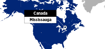 Mississauga, Canada International Sourcing Centre