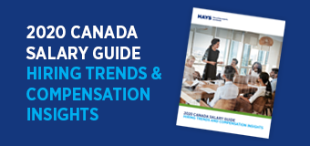 2020 Canada Salary Guide