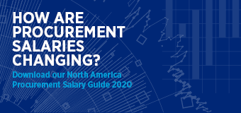 North American CIPS Procurement Salary Guide 2020