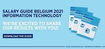 Belgium IT Salary Guide 2021