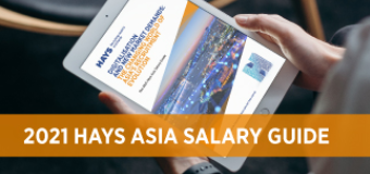 Asia Salary Guide 2021