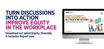 Ireland Equity, Diversity & Inclusion Report 2021