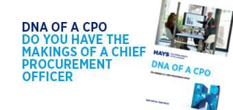 DNA of a CPO