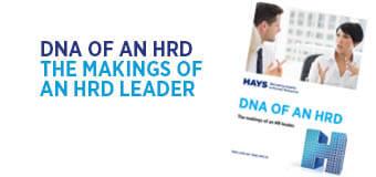 DNA of an HRD