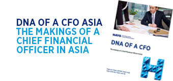 DNA of a CFO Asia