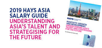 2019 Hays Asia Salary Guide