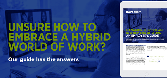 Successfully manage your hybrid workforce