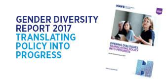 Gender Diversity Report 2017