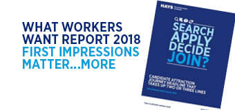What Workers Want Report 2018