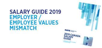 Canada Salary Guide 2019