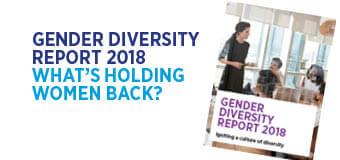 Gender Diversity Report 2018