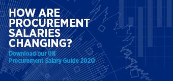 UK CIPS Procurement Salary Guide 2020